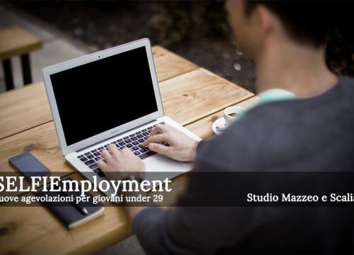 SELFIEmployment: nuove agevolazioni per giovani under 29
