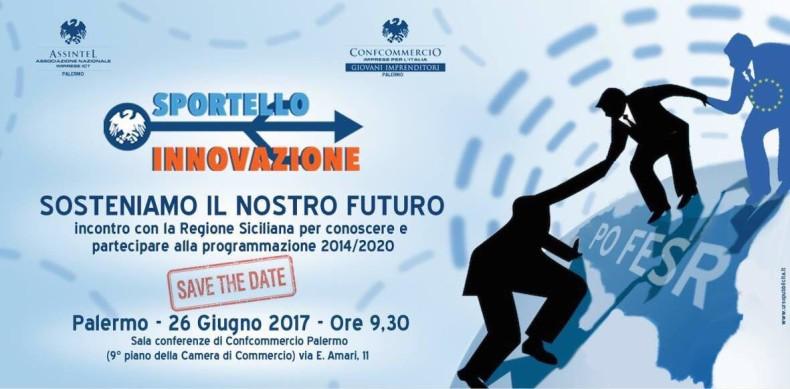 Sportello Innovazione ConfCommercio Palermo