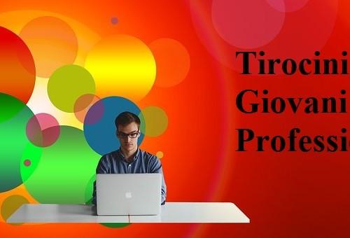 TIROCINI GIOVANI PROFESSIONISTI-REGIONE SICILIA- AVVISO 20/2018