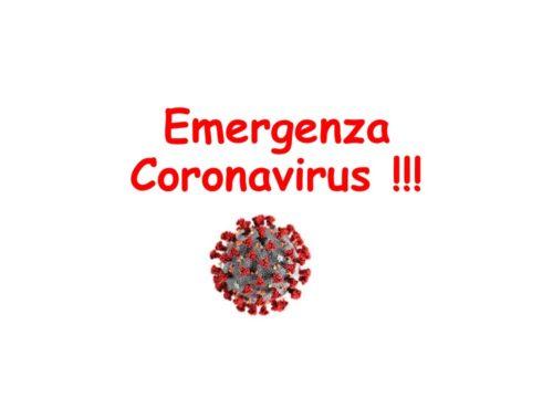 Emergenza Coronavirus – Prime indicazioni per le aziende