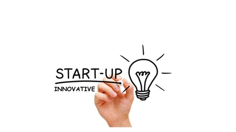START UP INNOVATIVE – NOVITA'  IN FASE DI COSTITUZIONE